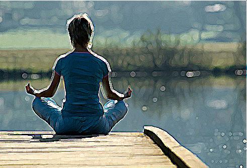 Tecniche di rilassamento contro l' ansia